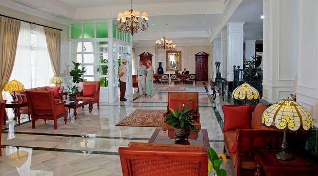 Luxury Bahia Principe Samaná Lobby