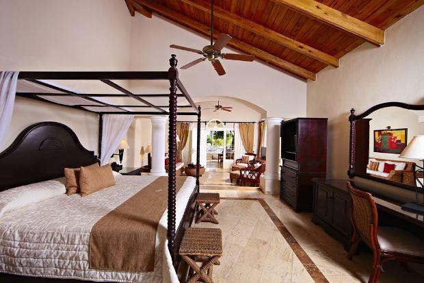 Luxury Bahia Principe Samaná guest room