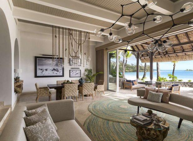 Shangri-La Suite Living Area
