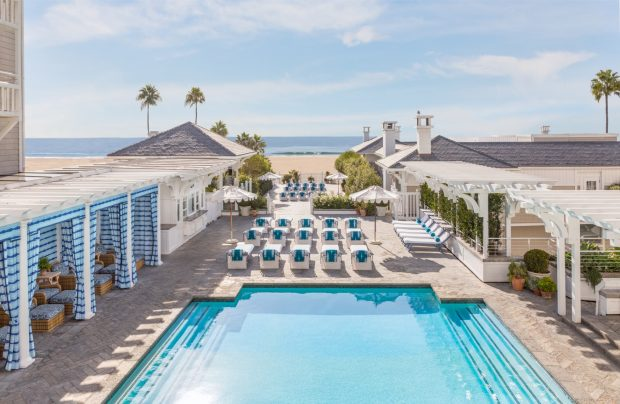 Shutters on the Beach Pool