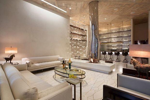 The Marmara Park Avenue Bar lobby