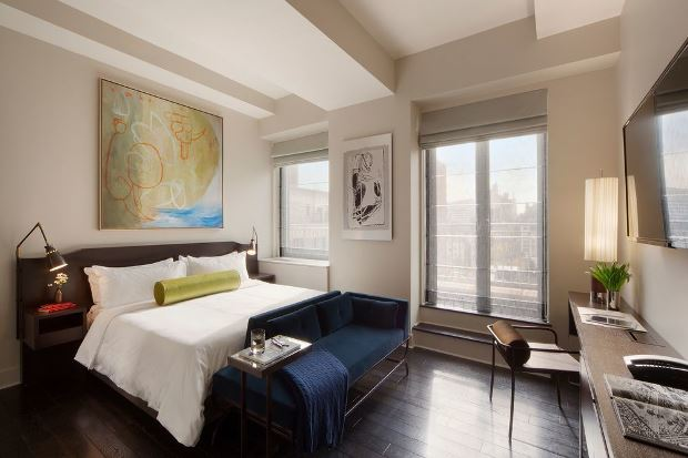 The Marmara Park Avenue guest rooms