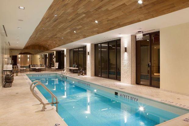 The Marmara Park Avenue indoor pool