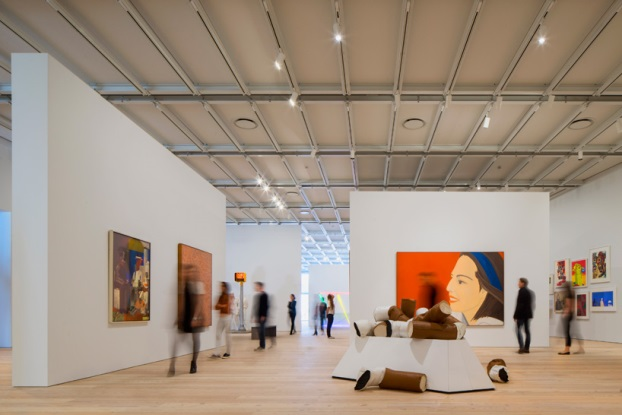 Whitney museum of american interior
