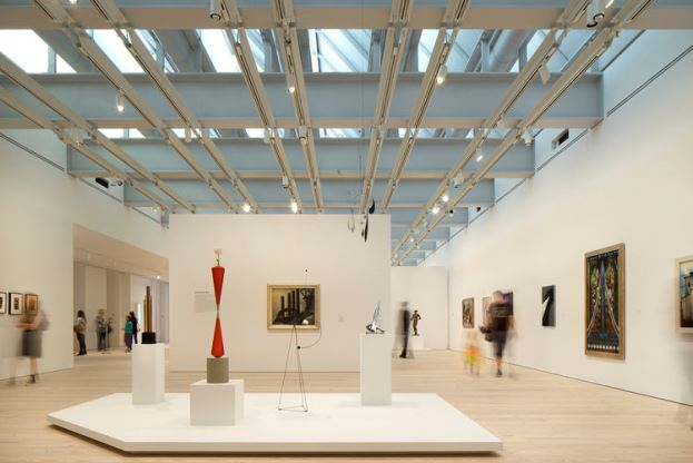 Whitney museum of american interior_1