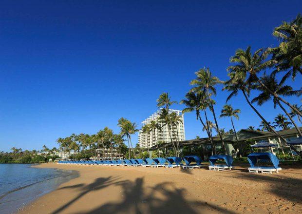The-Kahala-Hotel beach