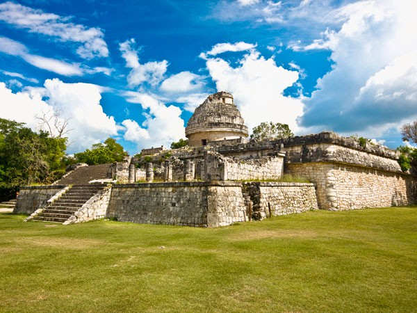 Riviera maya ancient ruins