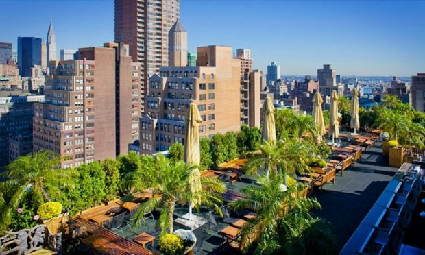 230 Fifth rooftop bars in NYC