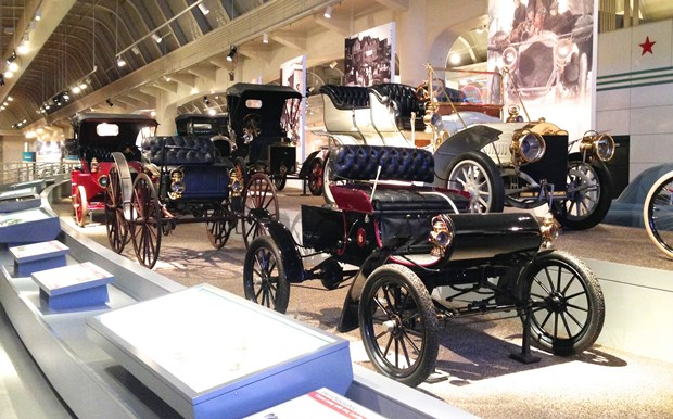 Ford Museum Detroit