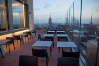 Rainbow room rooftop bars in NYC