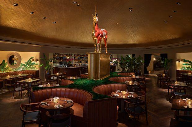 Miami Beach PAO restaurant