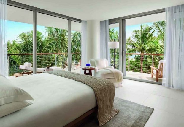 The Miami Beach EDITION suites