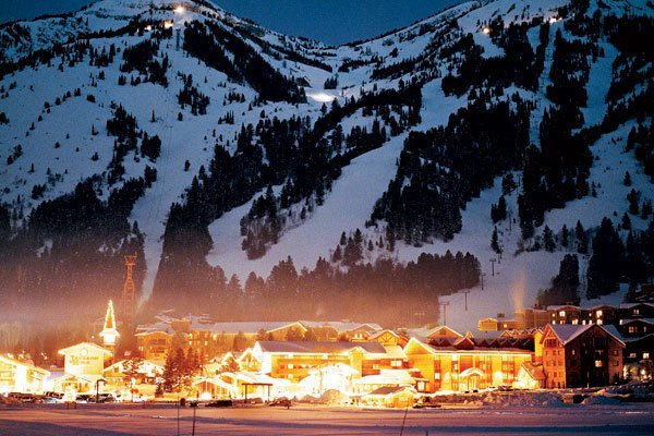 jackson hole Wyoming winter Jackson Hole Wyoming must see