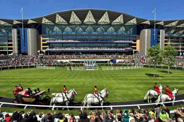 Royal ascot london 2