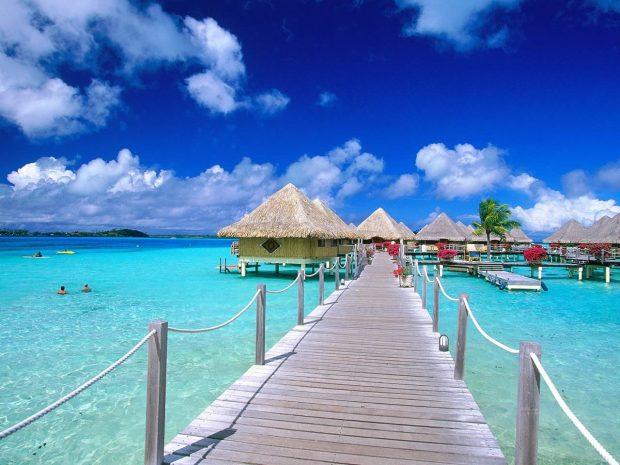 Roatan Honduras dock
